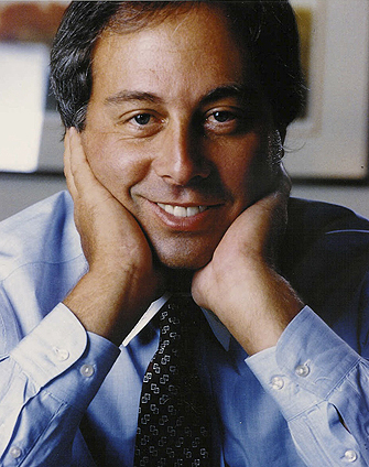 TV legend Brandon Tartikoff. Photo courtesy of USC School of Cinematic Arts.
