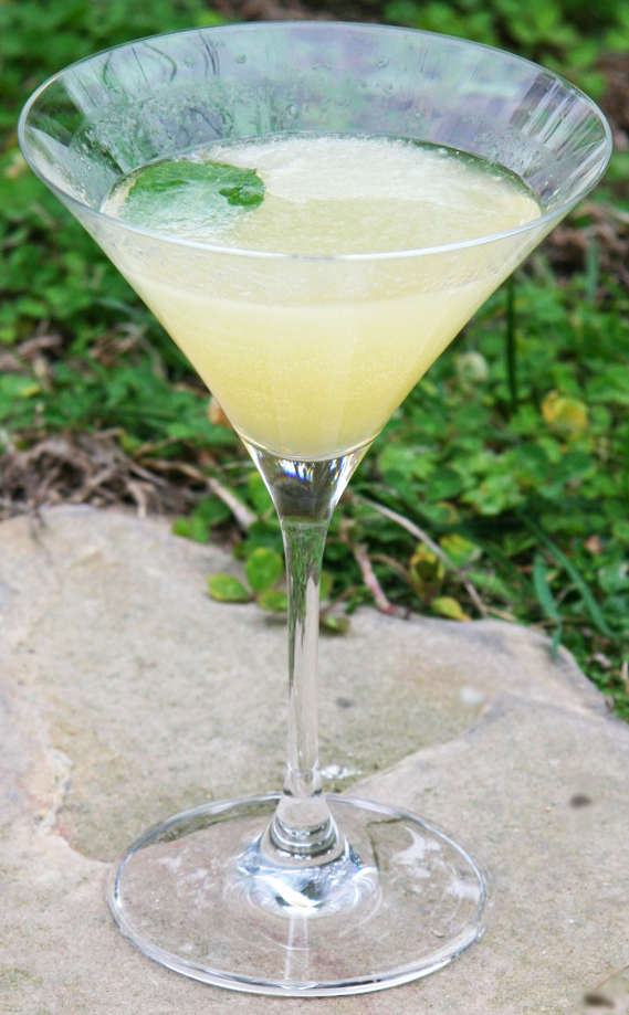 A corpse reviver mixed by Jeff Stewart. Photo by Jeff Stewart.
