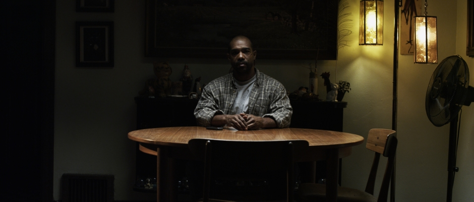 """Actor Michael Beach as Hollis Wallace in """"Scrapper."""" Photo courtesy of Grinning Man Media Group."""