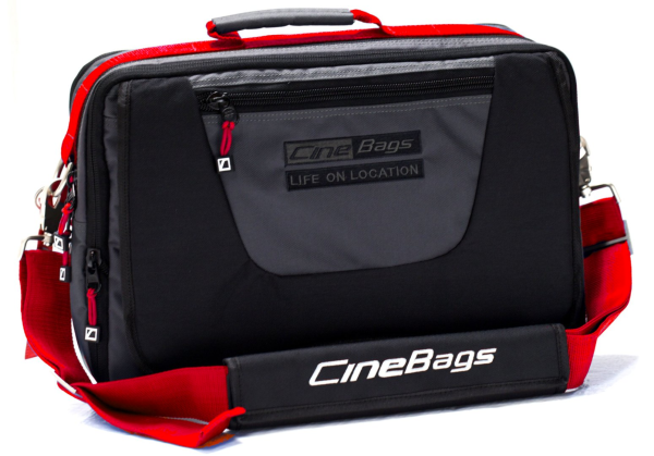 CineBags makes sturdy bags for all your production needs. Photo courtesy of CineBags, Inc.