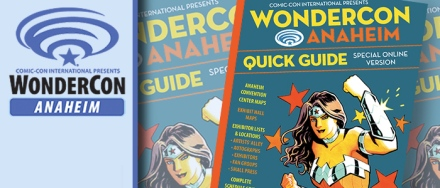 WonderCon 2014 has events for entertainment fans of all ages.  Photo courtesy of WonderCon.