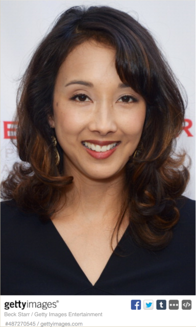 """Meet Maurissa Tancharoen, executive producer of """"Marvel's Agents of S.H.I.E.L.D."""", at """"Empower: Fight Like a Girl"""" booth at the San Diego Comic-Con.  Photo Courtesy of Getty Images."""