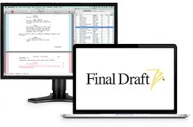 Final Draft software can help writers get through their scripts faster. Photo courtesy of Final Draft, Inc.